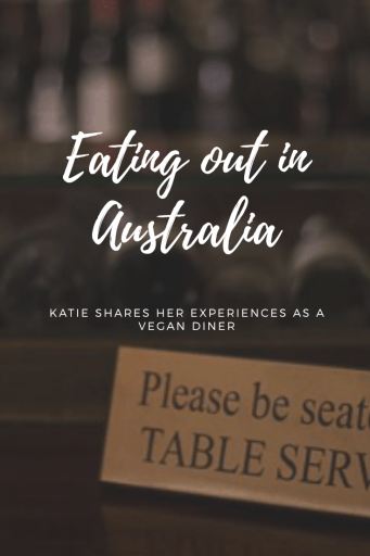 Link to 'Eating out in Australia' restaurant reviews
